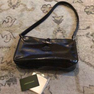Longchamp Black shoulder handbag